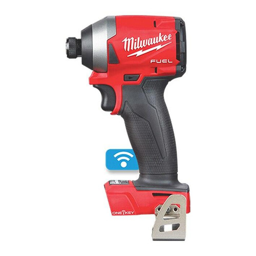 Milwaukee M18 FUEL ONE-KEY 1/4 HEX 18v Cordless Impact Driver - Tool Only - M18ONEID2-0