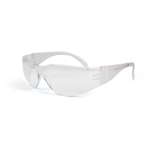 FRONTIER Vision X Safety Spectacle Eye Protection Clear Lens - FRVISXSPCCR0000