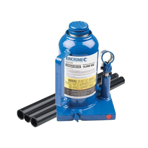 Kincrome Hydraulic Bottle Jack 10000kg - K12158