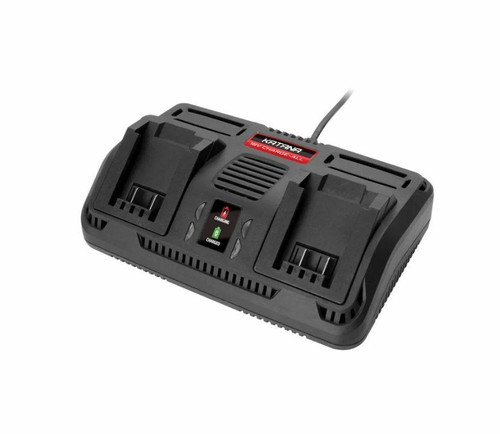 Katana 18V Charge-All Lithium Ion Battery Twin Charger - 220310