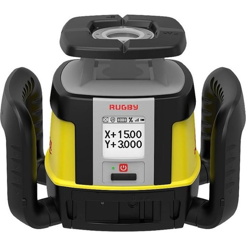 Leica Rugby CLA and CLX600 Combo Rotating Laser Level Li-ion # LG6012283