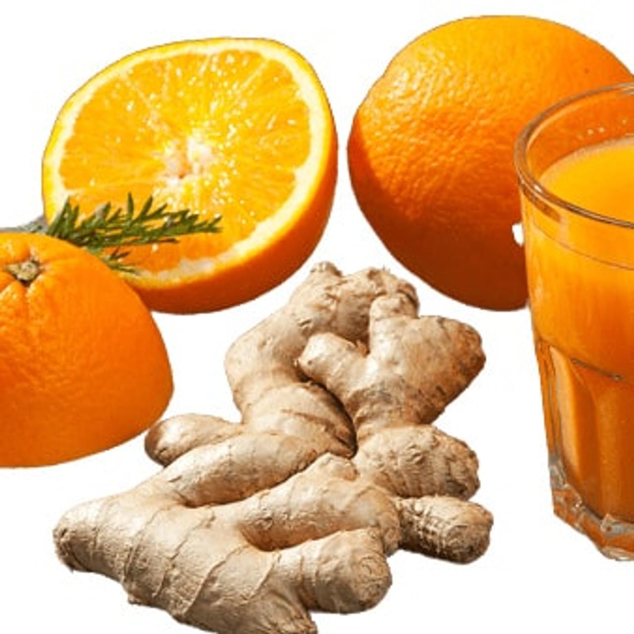 Orange Ginger Fragrance Oil