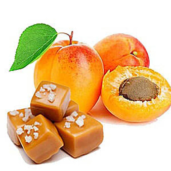 salted caramel apricot