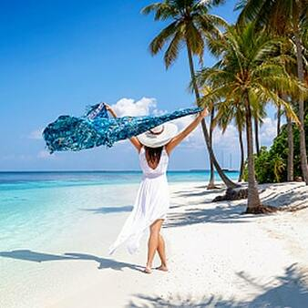 cool tropical breeze