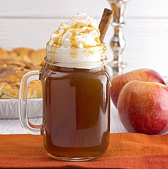 Spiced Apple Cider Fragrance Oil