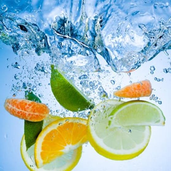 midnight blue citrus