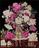 Design Works - Peonies Vase