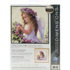 Dimensions - Passion Flower Angel
