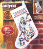 Janlynn - Penguin Joy Stocking