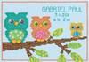 Dimensions Minis - Owl Birth Record