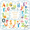 Dimensions Baby Hugs - Alphabet Birth Record