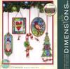 Dimensions -  Jingle Bell Ornaments (5)
