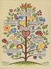 Dimensions - Vintage Family Tree