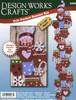 Design Works - Mittens Felt Pocket Banner Kit