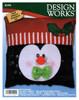 Design Works - Penguin Button Pillow