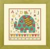 Dimensions - Baby Elephant ABC