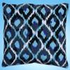 Design Works - Blue Ikat
