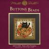 2014 Mill Hill Buttons & Beads Autumn Series - Peek-a-Boo Pumpkin