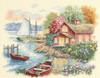 Dimensions - Peaceful Lake House