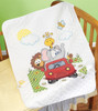 Janlynn - Animal Fun Ride Quilt