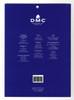 DMC - Needlework Threads Printed Color Card