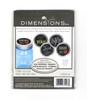 Dimensions - Greetings Jar Toppers (4)