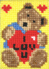 Candamar EZ Stitchin' - Teddy Love