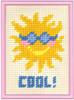 Candamar Beginnin' Stitchin' - Cool Sun