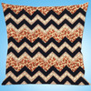 Design Works - Leopard ZigZag Picture or Pillow