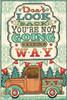 Design Works - Don't Look Back