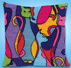 Design Works - Colorful Cats