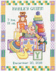 Design Works - Jack in the Box Baby Sampler
