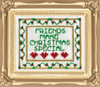 Design Works -  Friends Picture Kit w/Frame