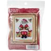 Design Works -  Santa Picture Kit w/Frame