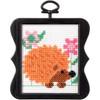 Plaid / Bucilla - Hedgehog