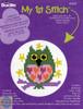 My 1st Stitch - Hearts Owl