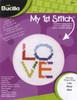 My 1st Stitch - Love
