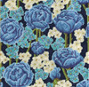 Design Works - Blue Roses