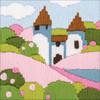 RIOLIS - Pink Garden