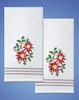 Design Works - Poinsettia Towels (2)