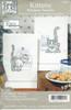 Design Works - Kittens Towels (2)