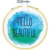 Dimensions Learn a Craft - Hello Beautiful