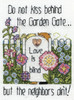 Design Works - Garden Gate