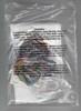 Plaid / Bucilla -  Dino Bib Pair