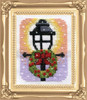 Design Works -  Lamp Post Picture Kit w/Frame