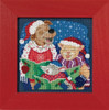 2017 Mill Hill Buttons & Beads Winter Series  - Caroling Trio
