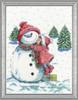 Design Works - Red Hat Snowman
