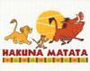 Dimensions - Hakuna Matata
