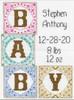 Design Works - Baby Blocks