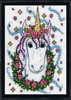 Design Works - Floral Unicorn